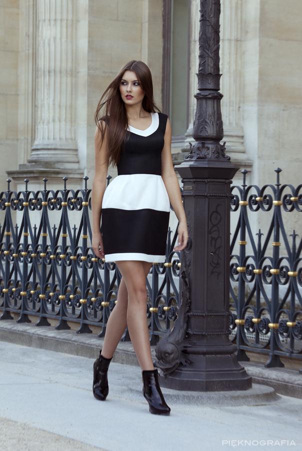 Sesja Fashion w Paryżu